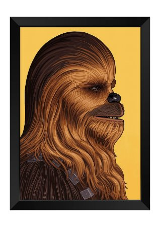 Quadro - Star Wars Chewbacca