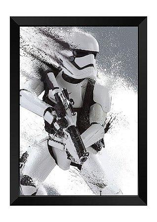 Quadro - Star Wars Soldado Clone Poster