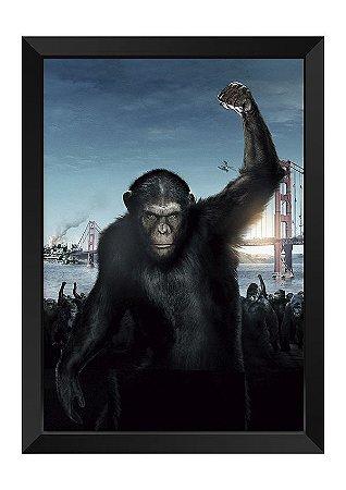 Quadro - Planeta dos Macacos