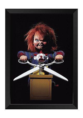 Quadro - Chucky Brinquedo Assassino