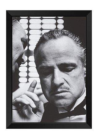 Quadro - O Poderoso Chefão Don Vito