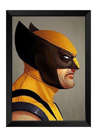 Quadro - Wolverine Poster