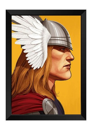 Quadro - Thor Poster