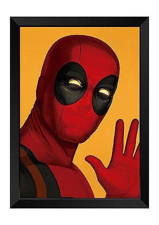 Quadro - Deadpool Poster