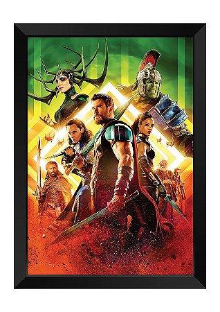 Quadro - Thor: Ragnarok