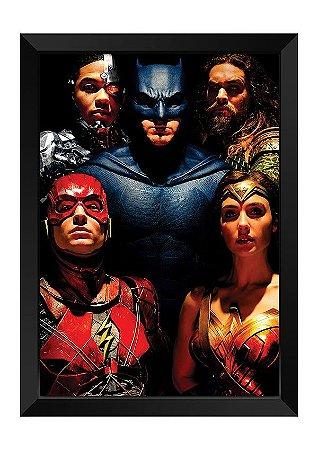 Quadro - Liga da Justiça