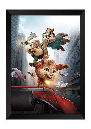 Quadro - Alvin e os Esquilos