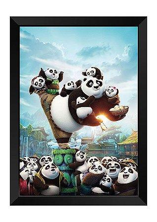 Quadro - Kung Fu Panda 3