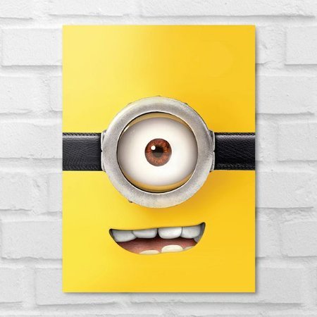 Placa Decorativa - Minions