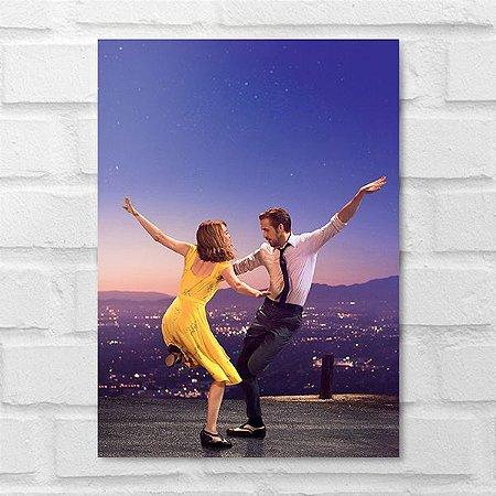Placa Decorativa - La La Land