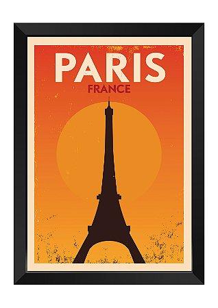 Quadro - Paris Minimalista