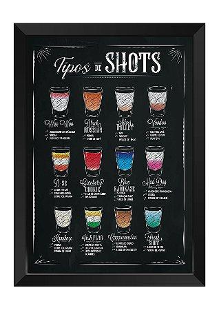 Quadro - Tipos de Shots