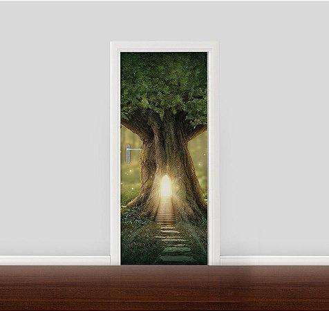 Adesivo para Porta - Árvore
