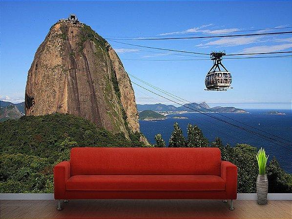Painel Parede Fotográfico Pão de Açúcar Rio de Janeiro