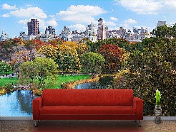 Painel Parede Fotografico Central Park