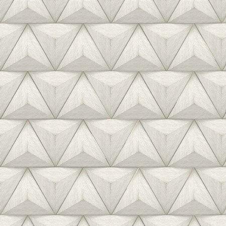 Papel de Parede Adesivo Geométrico Diamante
