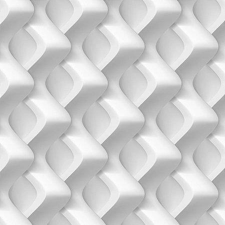 Papel de Parede Adesivo 3D Alamada