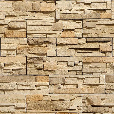 Papel de Parede Adesivo Pedra Mosaico