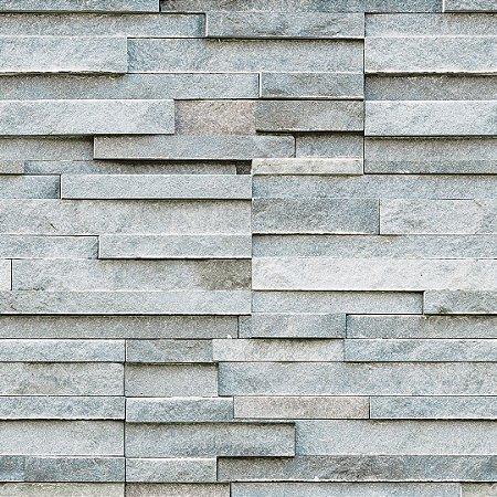 Papel de Parede Adesivo Pedra Filete
