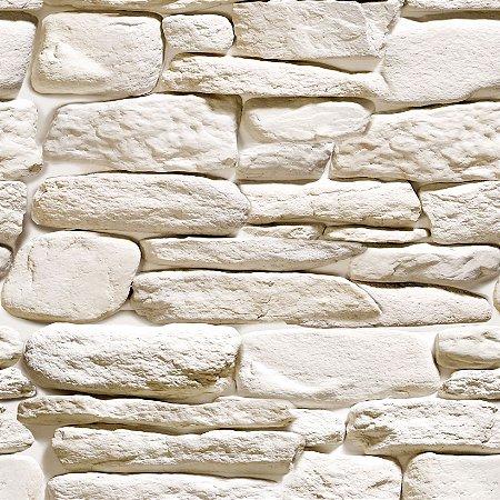 Papel de Parede Adesivo Pedra Duone