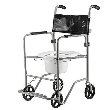 Cadeira de Rodas Banho BR Sanitário Jaguaribe