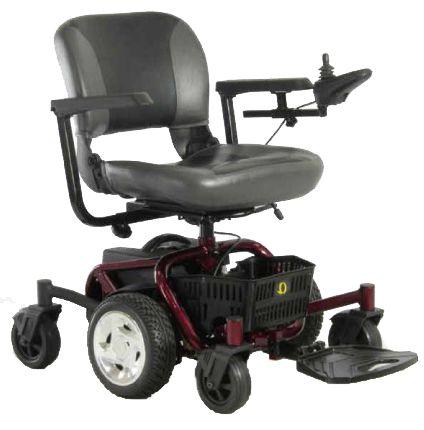 Dynamic HD Cadeira de Rodas Motorizada