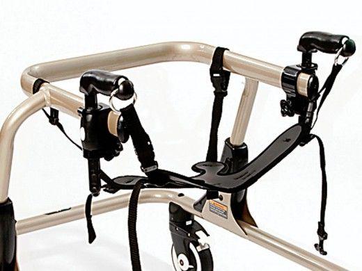 Acessório: Apoio Pélvico Flexível - Pacer Gait Trainer