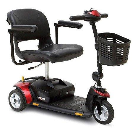 Locação De Triciclos Motorizados - Scooter