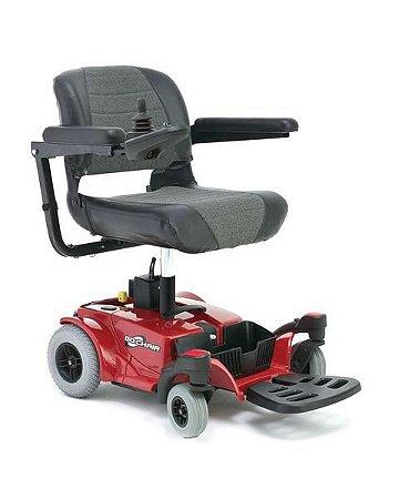 Locação de cadeira de rodas motorizada