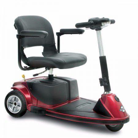 Triciclo motorizado para uso em ambiente externos