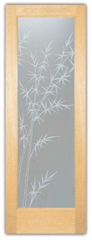 Adesivo Jateado Total Privacidade - Modelo Bambu - 210x60