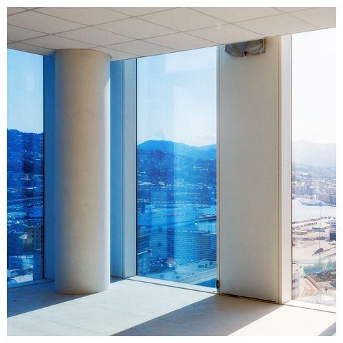 Adesivo Azul Para Vidros - 30% - Natural - transparente 2,0x1,0 m