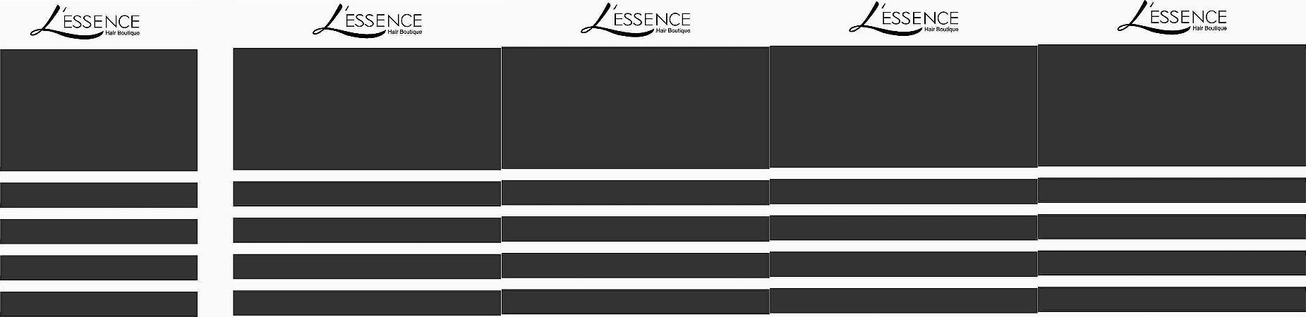 Adesivos personalizados L´essence Faixas ( 5 unid)