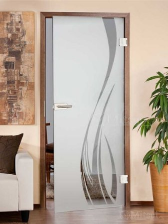 Adesivo Jateado Decorativo 210x100 cm