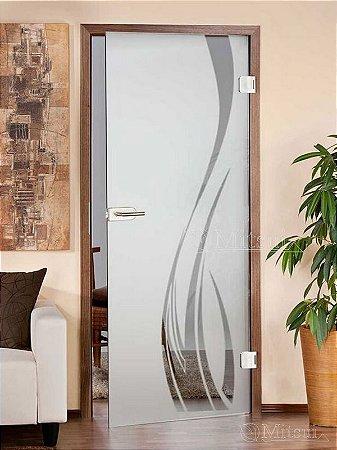 Personalizado- Adesivo Jateado Decorativo 185x050 cm