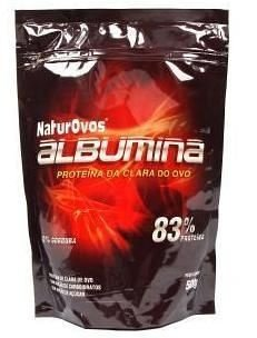 Albumina 500g NATUROVOS