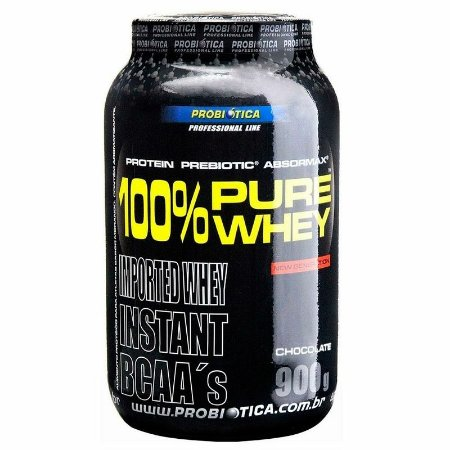 100% Pure Whey Protein 900g PROBIOTICA