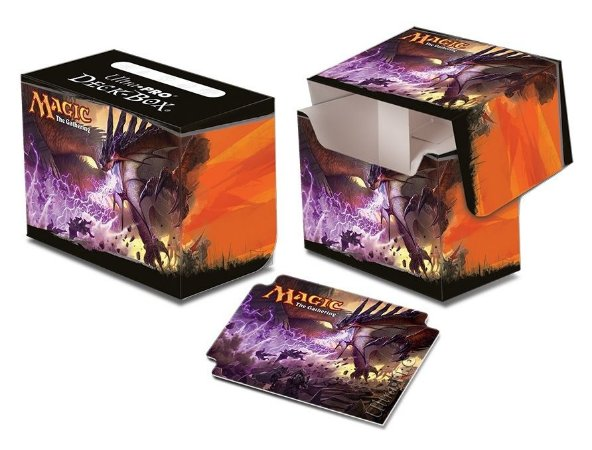 MAGIC DECK BOX PORTA DECK DRAGONS OF TARKIR MODELO 1