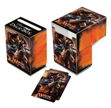 MAGIC DECK BOX PORTA DECK DRAGONS OF TARKIR MODELO 3