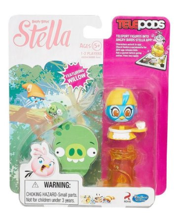 ANGRY BIRDS STELLA TELEPODS WILLOW LACRADO