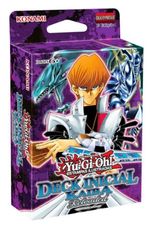 YU-GI-OH! DECK INICIAL KAIBA RELOADED