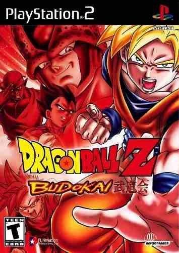 Jogo Dragon Ball Z Budokai Ps2 Usado Sem Manual