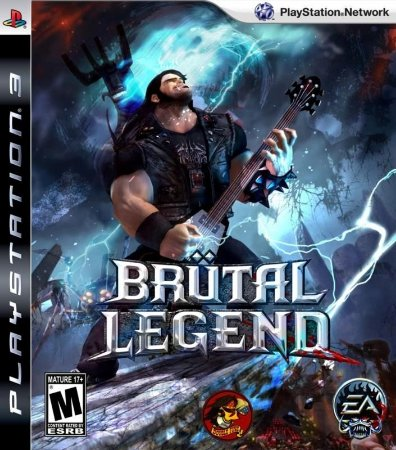 Jogo Brutal Legend Ps3 Usado Sem Manual