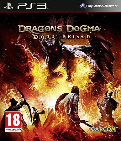 DRAGONS DOGMA DARK ARISEN PS3 FISICA LACRADO