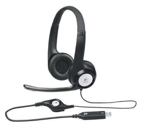 LOGITECH H390 FONE DE OUVIDO HEADSET USB 2.0 PC NOTEBOOK CHROME OS