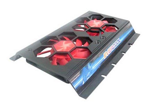 COOLER GAMER PARA HD 3,5 EVERCOOL NIGHTHAWK HD-F117