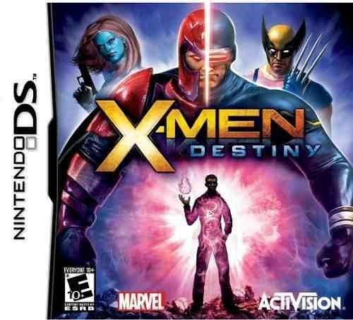 X-MEN DESTINY NINTENDO DS NOVO LACRADO