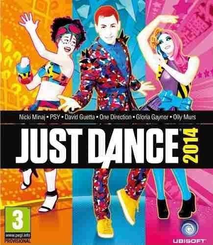 Pôster Just Dance 2014 A3 Original Novo