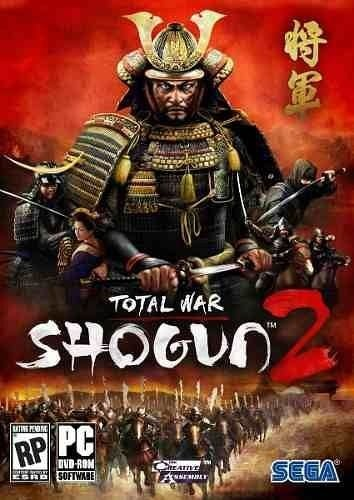 Total War Shogun 2 Pc Novo Lacrado