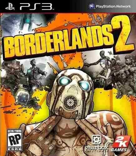 Borderlands 2 Ps3 Novo Lacrado
